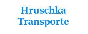 Hruschka Transporte Logo