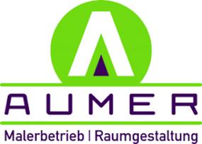 Malerbetrieb Robert Aumer Logo