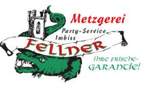 Metzgerei und Gasthaus Fellner Logo