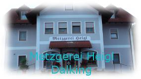 Metzgerei Heigl Logo
