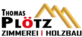 Thomas Plötz Zimmerei Logo